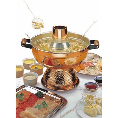 Appareil à fondue chinoise