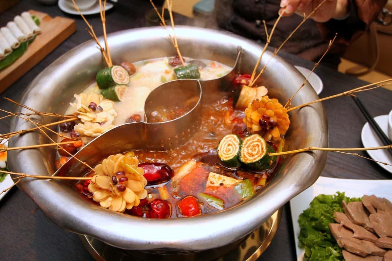 Appareils à fondue chinoise