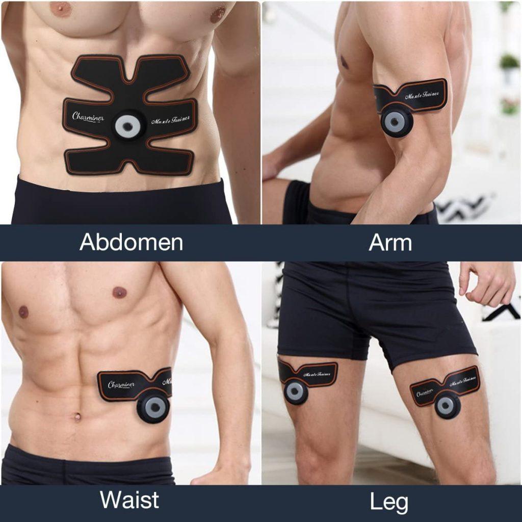 ceintures abdominales Charmier Doc159