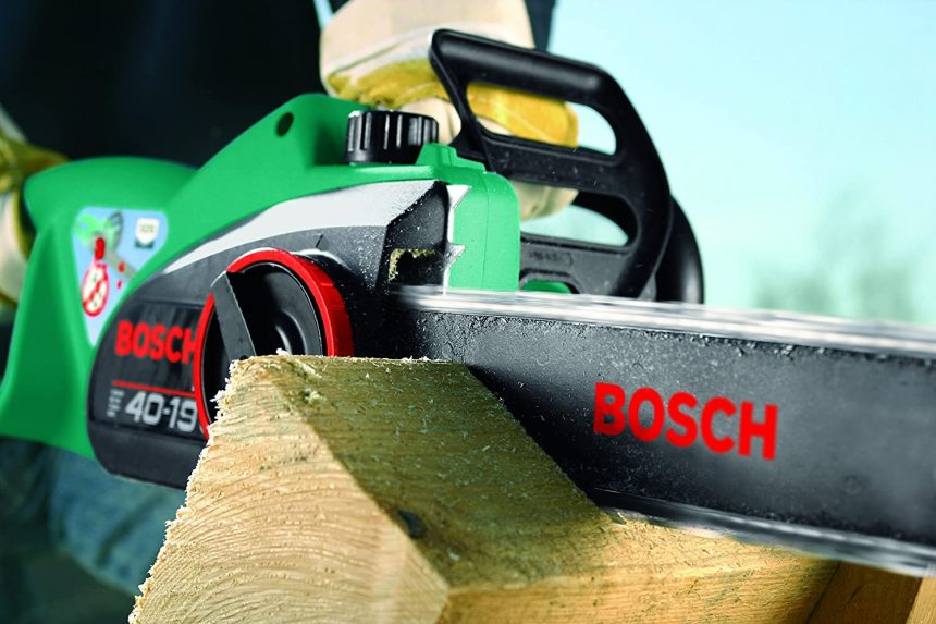 tronçonneuses Bosch