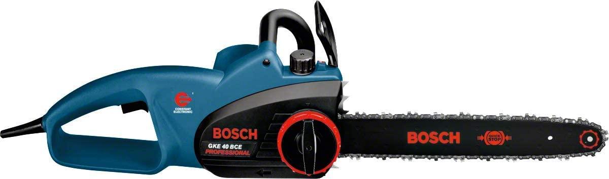 Bosch professional tronçonneuse la GKE 40 BCE