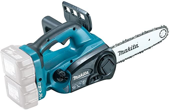 Makita DUC252Z Tronçonneuse sans Fil sans Batterie ni Chargeur 18 V