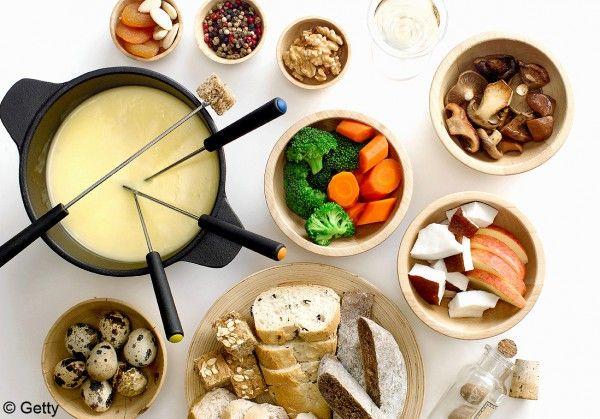 Recette fondue savoyarde ingrédients