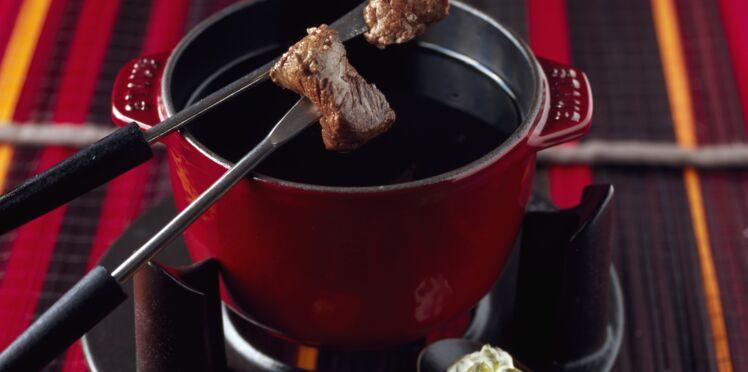Recette fondue vigneronne
