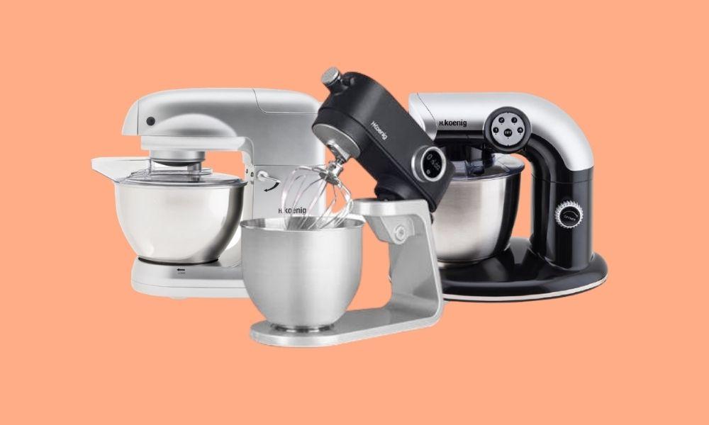 robot pâtissier H.Koenig